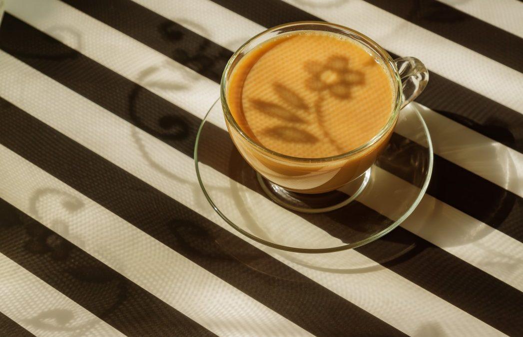 S'adonner au plaisir d'un bon café